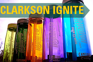 Clarkson Ignite Water bottles
