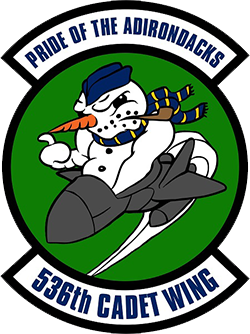 536th Cadet Wing Army ROTC Logo