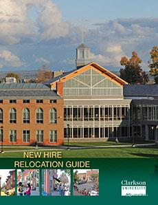New Hire Relocation Guide Cover
