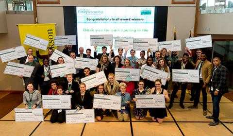 2017 Business Plan Competition Winners
