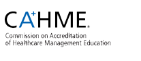 CAHME Commision of Accreditation of Healthcare Management Education