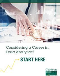 E-Book: Considering a Career in Data Analytics START HERE
