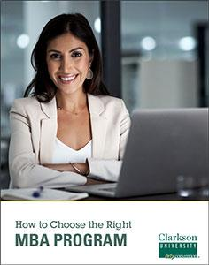 How to Choose the Right MBA Program