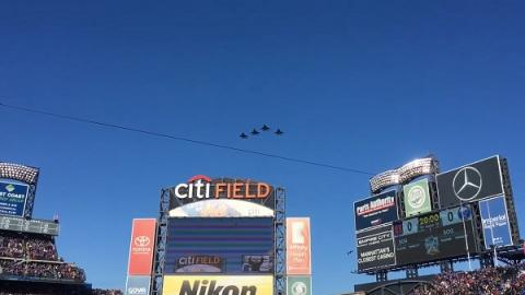 Clarkson alum participate in Air Force Flyover