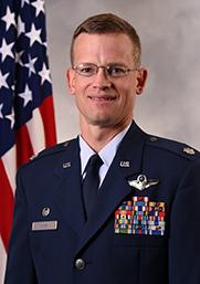 Lt Col Wesley Nims Profile Picture