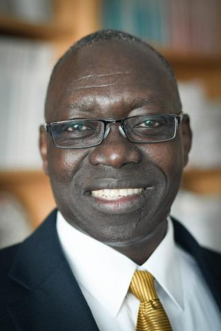 Augustine Lado is named Interim Dean of the Reh School of Business