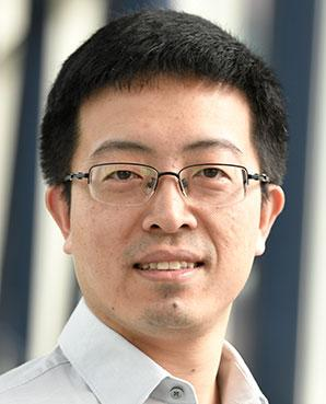 Xiaocun Lu, assistant Professor of Chemistry