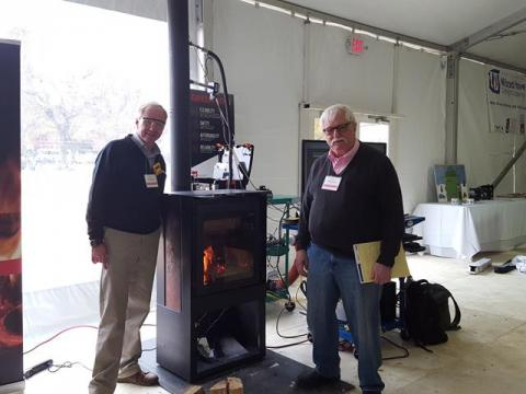 Wood Stove Contest