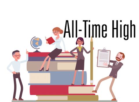 The demand for teachers in New York state is at an all-time high
