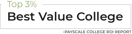 Top 3% Best Value Payscale Infographic 2018