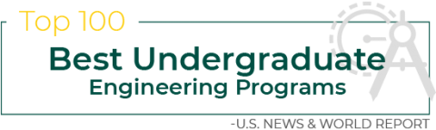 Top 100 Best Undergraduate Engineering Programs - U.S. News & World Report