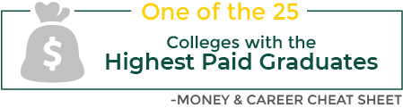 Infographic: Top 25 Colleges with the Highest Paid Graduates