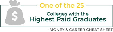 One of the 25 Colleges with the Highest-Paid Graduates, Money & Career Cheat Sheet 2017
