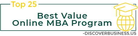 Infographic: Top 25 Best Value Online MBA Program