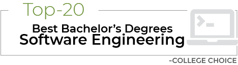 Top-20 Best Bachelor's Degrees Software Engineering, College Choice