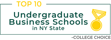 Top 10 Undergraduate Business Schools in NY State - College Choice 2016