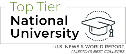 Top-Tier National University,U.S. News & World Report, America's Best Colleges 2017