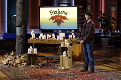 Parker's Maple Syrup is a company of the Shipley Center for Innovation's young innovators and entrepreneurs program