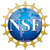 Logo for National Science Foundation.