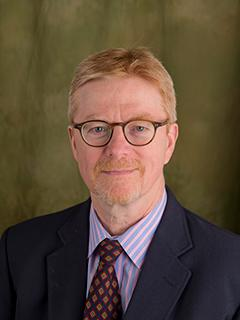 Associate Provost Christopher Robinson headshot