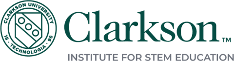 Clarkson's Institute for STEM Education logo