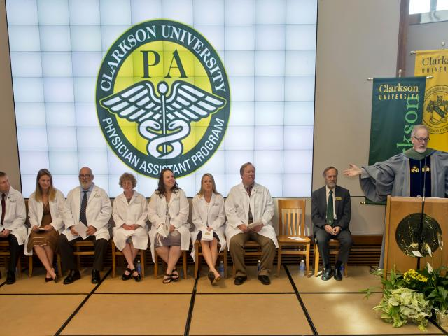 PA Whitecoat Ceremony
