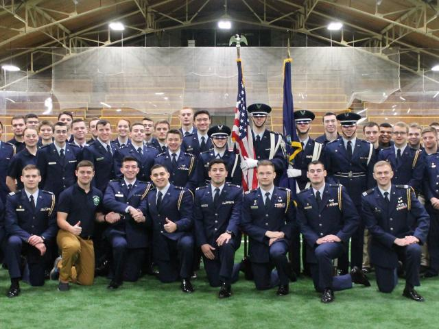 Air Force ROTC 2019