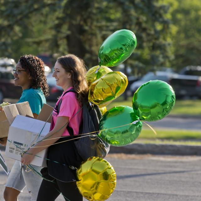 Clarkson University Students Begin New School Year
