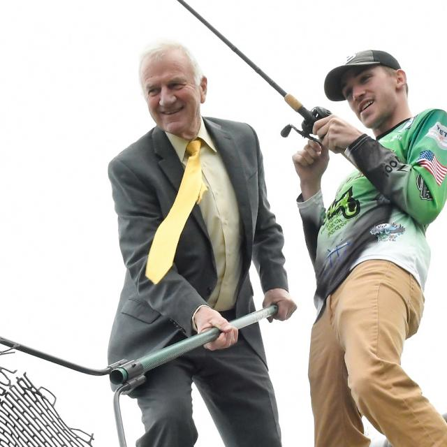 Clarkson University Hosts Collegiate Anglers